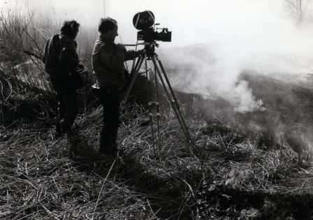 Film in het archief: 'the making of' Flevoland